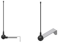 Antenna 433 MHz, filtered version