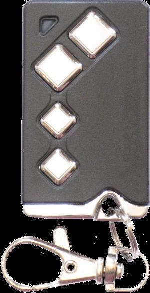 Creasol Four - Universal remote control duplicator 433.92 MHz