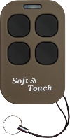 Creasol MultiST: Universal multi-frequency remote control duplicator with soft-touch casing