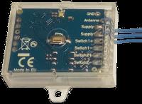 Creasol Sender - Multi-frequency remote control duplicator ext-supplied